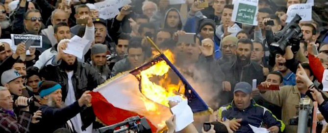 Muslimské protesty
