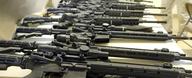 zbrojní průmysl